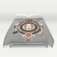 A New Wind Duvet Cover by Danny Haas