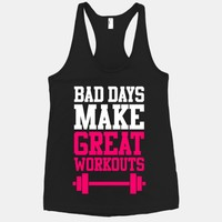 Bad Days Make Great Workouts