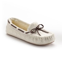 SONOMA life + style Sweater Moccasin Slippers - Women