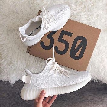 Adidas Yeezy Boost 350 Men's and Women's Sneakers Shoes