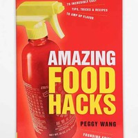 Amazing Food Hacks By Peggy Wang- Assorted One