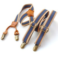 Braces Men New Vintage Suspenders Clip General Casual Fashion Clothing Suspenders for Men and women