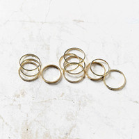 Simple Ring Pack - Urban Outfitters