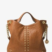 Astor Leather Shoulder Bag | Michael Kors