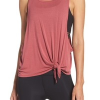 Beyond Yoga All Tied Up Muscle Tank | Nordstrom