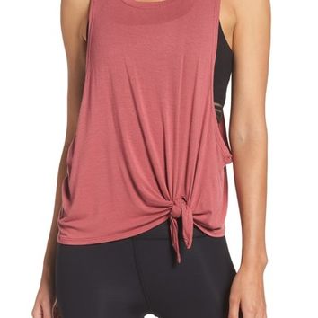 Beyond Yoga All Tied Up Muscle Tank   Nordstrom