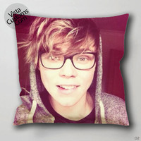 Ashton Irwin 5sos Pillow Case, Chusion Cover ( 1 or 2 Side Print With Size 16, 18, 20, 26, 30, 36 inch )