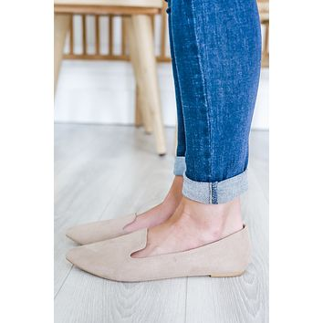 Willow Loafers - Taupe