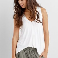 Don't Ask Why Dolman T-Shirt, Onyx Black   American Eagle Outfitters
