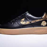 Nike Air Force 1 One Low Premium Lunar New Year iD Running Sport Casual Shoes 919792 992 Sneakers