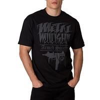 Metal Mulisha - Uzi Black T-Shirt