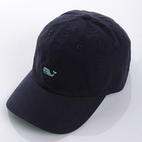 Shop Washed Chino Whale Logo Baseball Hat at vineyard vines