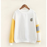 BANANA MILK SWEATSHIRT
