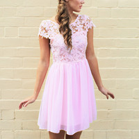 Lace Be a Lady 2.0 Dress