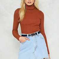 My Neck of the Woods Turtleneck Sweater