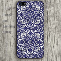 Mandala pattern colorful iphone 6 6 plus iPhone 5 5S 5C case Samsung S3,S4,S5 case Ipod Silicone plastic Phone cover Waterproof
