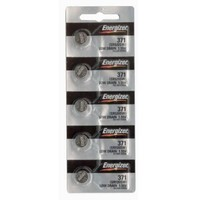 Energizer 371 or 370 Button Cell Silver Oxide SR920SW 5 Watch Batteries   AihaZone Store