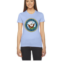 UNITED STATES  DEPARTMENT OF THE NAVY - Women's Tee