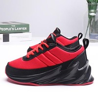 Adidas Outdoor Girls Boys Children Baby Toddler Kids Child Fashion Casual Sneakers Sport Shoes