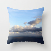 room with a view - day 7 Throw Pillow by findsFUNDSTUECKE (Steffi Louis)   Society6