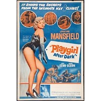 Playgirl After Dark Movie Poster 24in x 36in