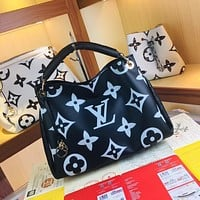 new lv louis vuitton womens leather shoulder bag lv tote lv handbag lv shopping bag lv messenger bags 1015