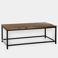 Industrial Age Coffee Table
