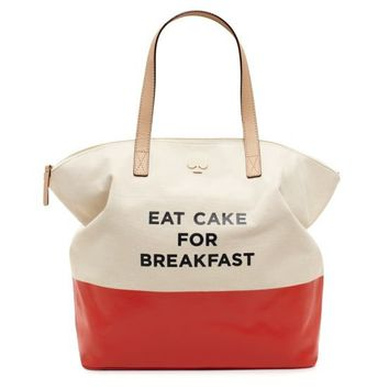 kate spade | eat cake for breakfast terry