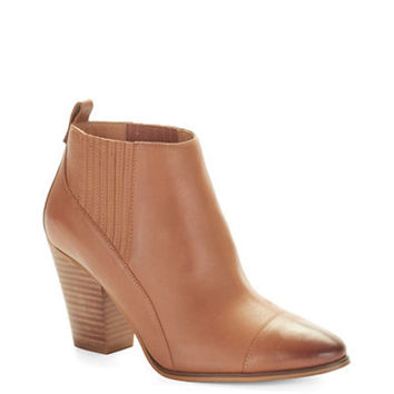Joan And David Hudsen Leather Ankle Boots