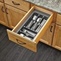 Rev-A-Shelf® Glossy Cutlery Organizer