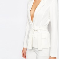 Vero Moda Tall Tailored Wrap Jacket
