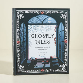 Ghostly Tales:Spine-Chilling Stories of the Victorian Age