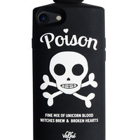 Poison 3D iPhone SE/5 Case (Black)
