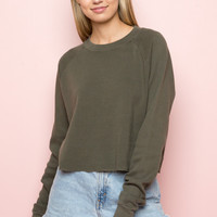 Abigail Thermal Top