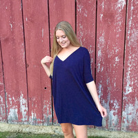 Pure & Simple Piko Tunic Dress