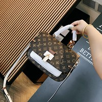 Top Quality LV  M44353 Women Leather Tote Bag Shoulder Bag Messenger Bag Shopping Bag