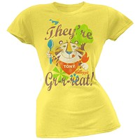Frosted Flakes - They're Great Juniors T-Shirt