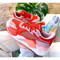 PUMA RS-X TOYS Reinvention contrast couple shoes retro old shoes