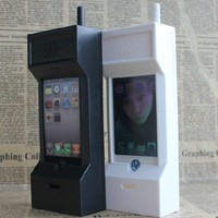 Vintage Case For iPhone 3GS / 4 / 4S