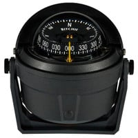 Ritchie B-81-WM Voyager Bracket Mount Compass - Wheelmark Approved f-Lifeboat & Rescue Boat Use