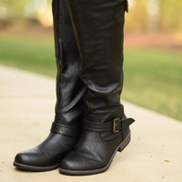 Stand By Me Boots - Black