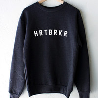 Hrtbrkr Oversized Sweater