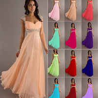 stock A-line sweetheart elegant off-shoulder cheap bridesmaid dresses Wedding party dresses  robe de soiree same price 11.11