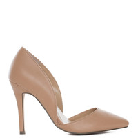 Time After Time Heels - Nude