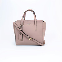 Kate Spade Hayden Leather Large Satchel