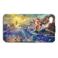 Disney Ariel Little Mermaid Ariel Cute iPod Case iPhone Phone Cover Beautiful