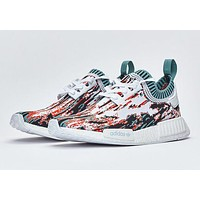 simpleclothesv  Adidas NMD Boost Women Men Running Sport Casual Shoes Sneakers