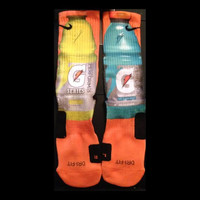 Gatorade Custom Parody Nike Elite Socks