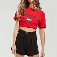 Tommy Jeans '90S Logo Tee | Urban Outfitters