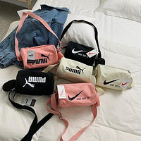 NIKE / PUMA Canvans Crossbody Bag